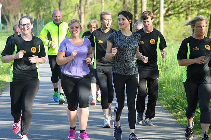 Laufkurs für Anfänger startet am 1. April