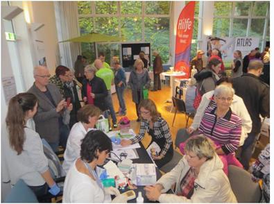 VG Kirchen ruft zur Teilnahme an zweiter Gesundheitsmesse auf