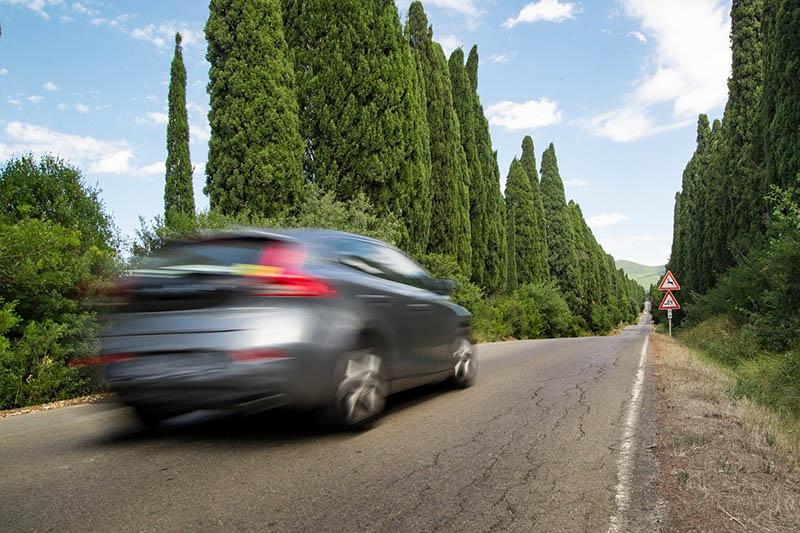 Straßenverkehrszählungen im Kreisgebiet