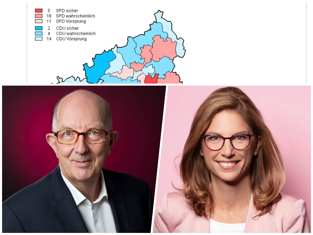 Analyse: Muss Wäschenbach (CDU) um Landtagsmandat bangen?