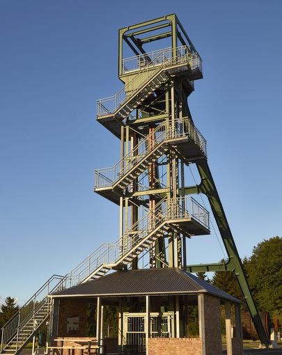 Von der Aussichtsplattform des Barbaraturms bietet sich ein herrlicher Panoramablick über den Westerwald bis zum Siebengebirge und ins Wildenburger und Bergische Land. (Foto: Veranstalter)