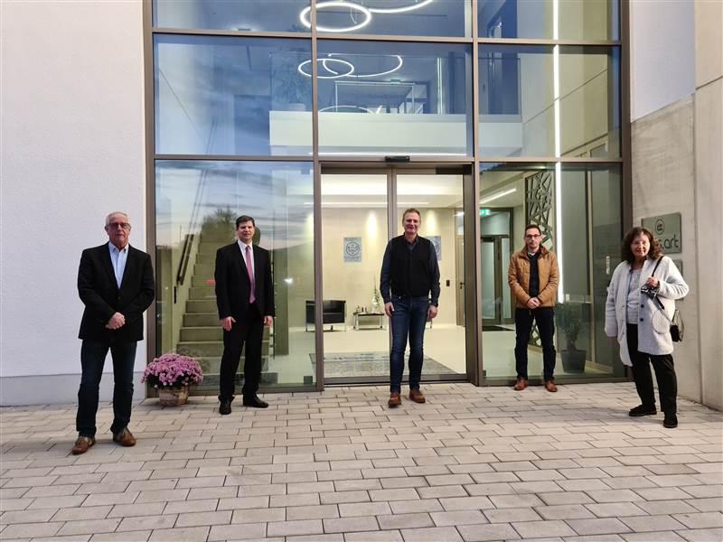 Neues Dentallabor in Verbandsgemeinde Kirchen mit 39 Mitarbeitern