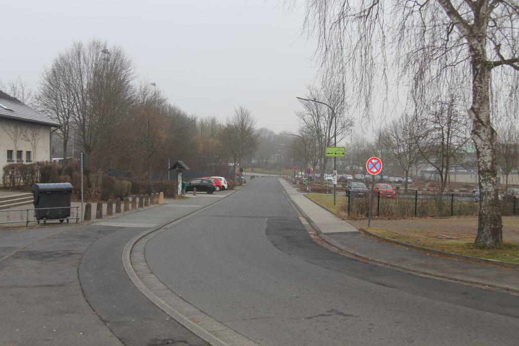 Schulzentrum: Unterirdischer Bachverlauf wird verlegt ab 29. März 21