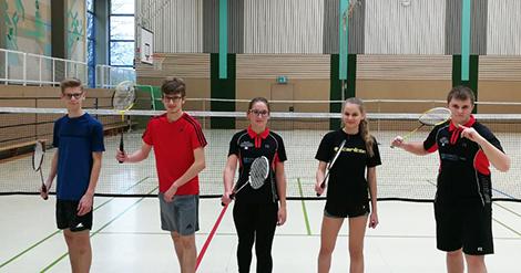 Dreifach-Spielwochenende f�r den Badminton-Club Altenkirchen
