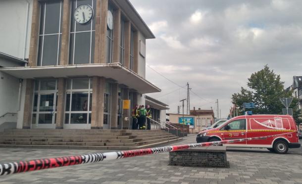 Vom Zug erfasst: Zwei Tote bei Unglück im Neuwieder Bahnhof