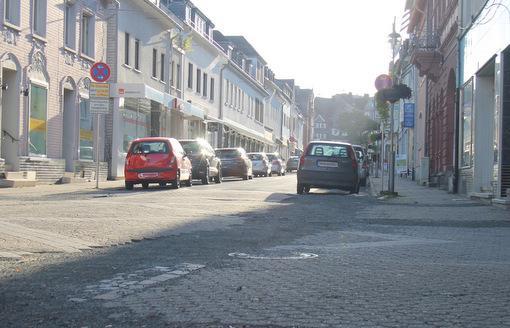 Montabaurer Bahnhofstraße: Baumaßnahme wird erweitert