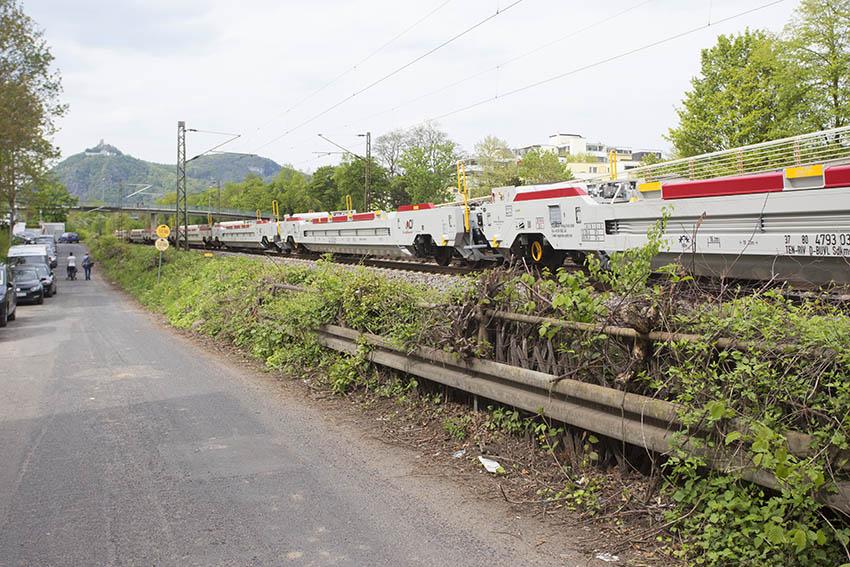 Bahn reguliert Schäden in Unkel nicht