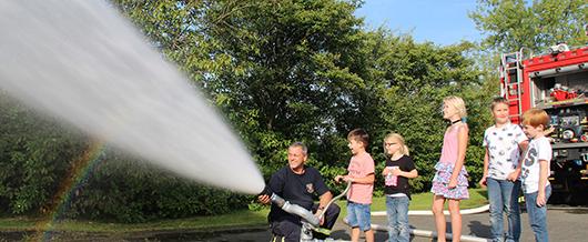 Info-Veranstaltung zur Bambini-Feuerwehr gut besucht