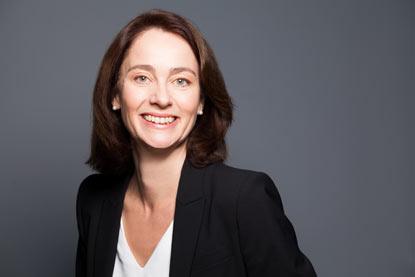 SPD-Generalsekretärin Katarina Barley spricht in Daaden