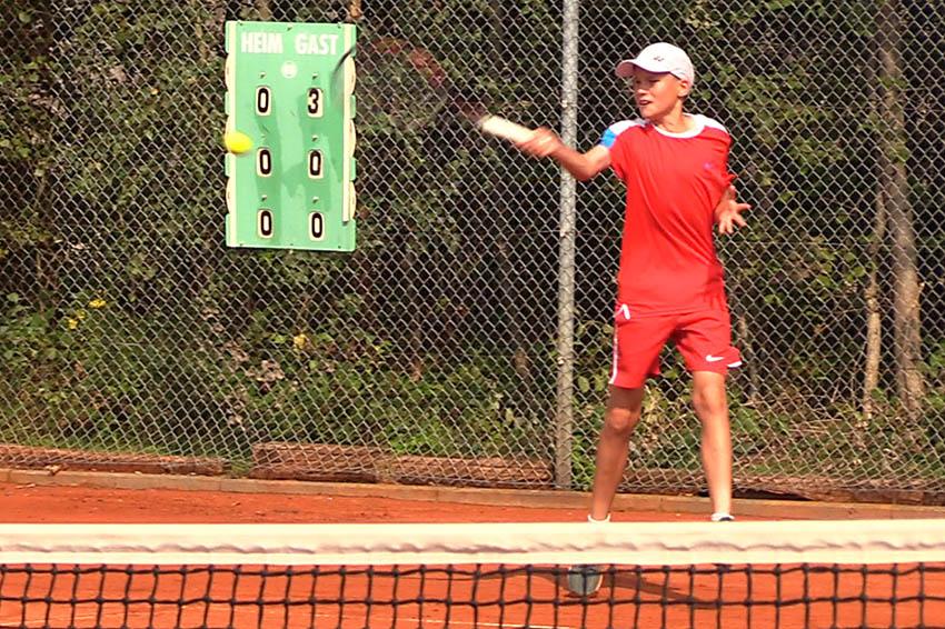 Höhr-Grenzhausen war fünf Tage lang Tennismekka