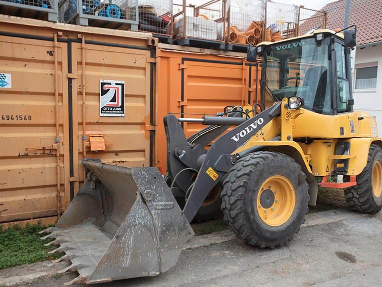 Gleiserneuerungen: Lärm- und Staubbelästigung auch in Siershahn