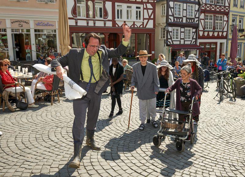 Bollywood rettet Hachenburg