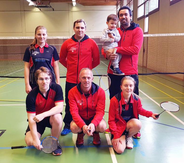 Badminton-Club Altenkirchen geht mit Auftaktsieg in die neue Saison