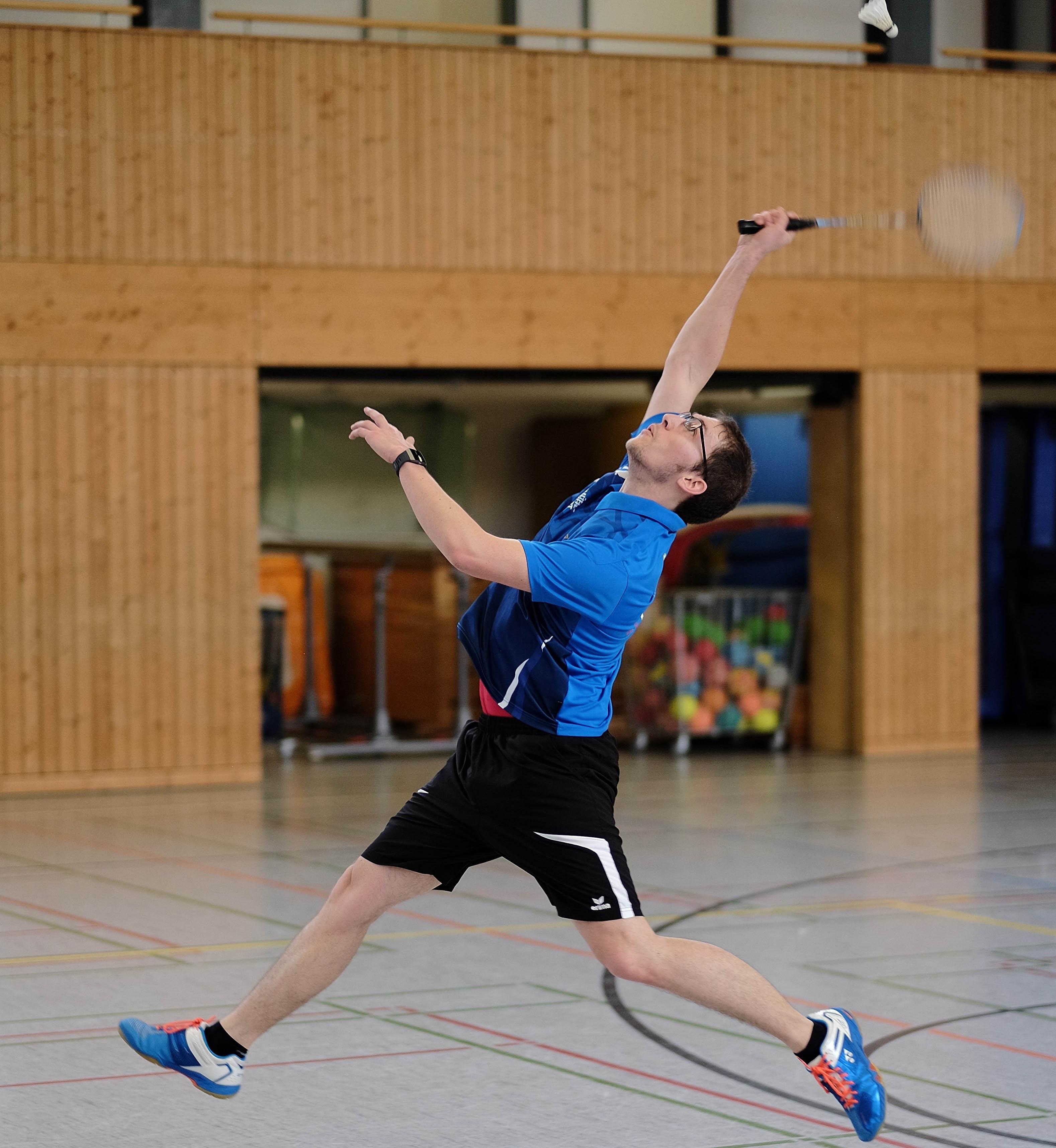 Ungl�cklicher Start in die R�ckrunde f�r Badminton-Club Betzdorf