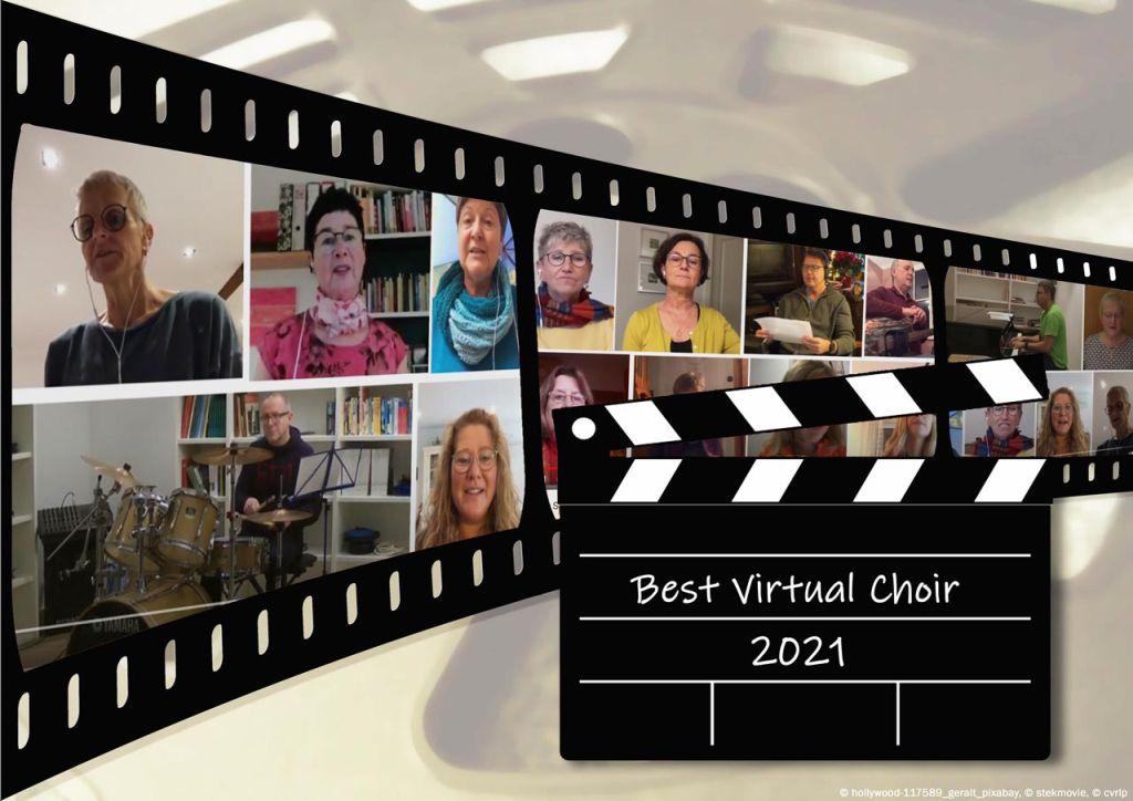 Abstimmung über Chorvideos: Best Virtual Choir