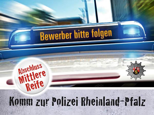foto polizei - Bewerbung Polizei Rlp