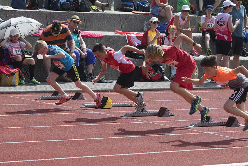 Auch in 2020 wird es Leichtathletikwettkämpfe in Dierdorf geben. Archivfoto: Wolfgang Tischler