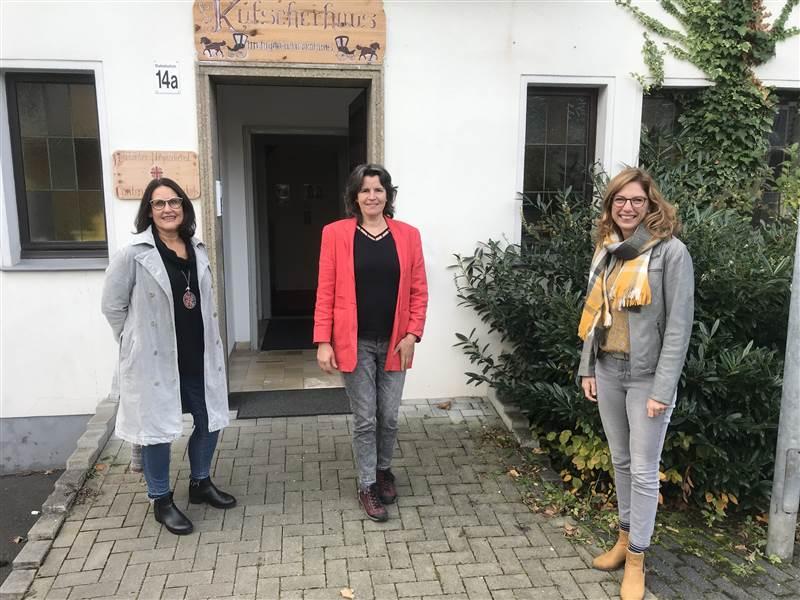 Corona verändert Arbeit des Kirchener Mehrgenerationenhaus