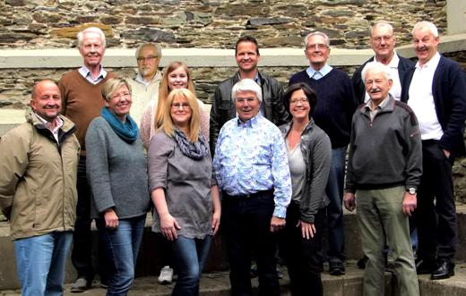 Jahreshauptversammlung des Gesangsvereins Oberbieber