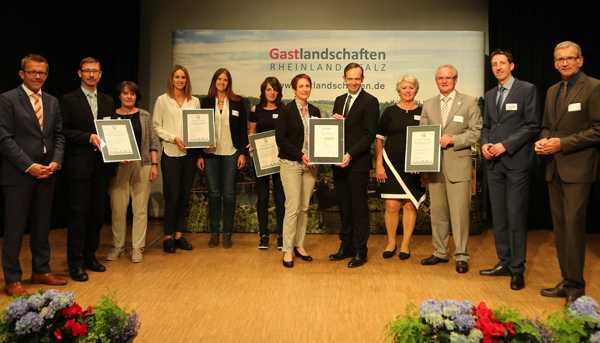 Rosa Flesch - Tagungszentrum ist zertifizierter Qualitäts-Betrieb