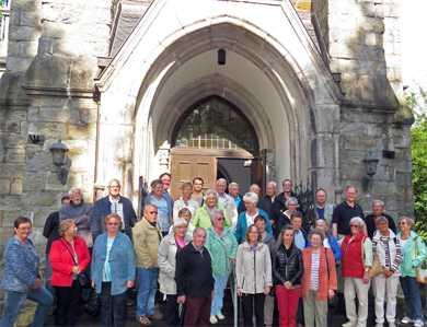 Die Kreuzkirche Betzdorf wurde vorgestellt