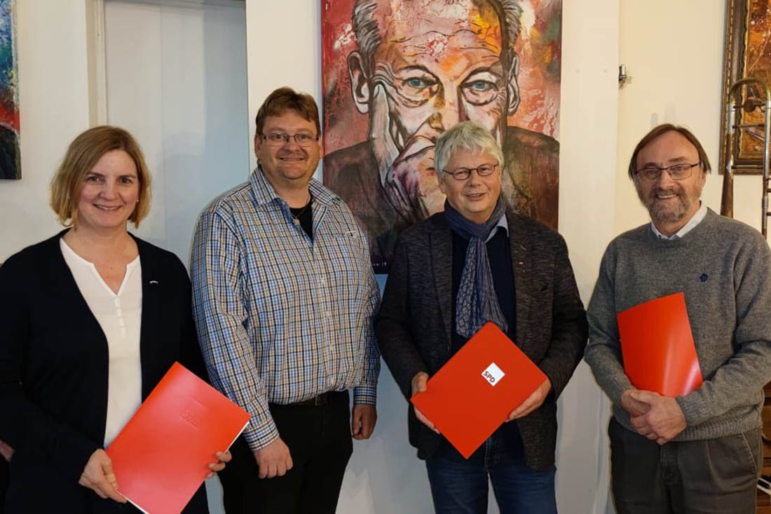 Verjüngungskur im SPD-Ortsverein Bad Hönningen
