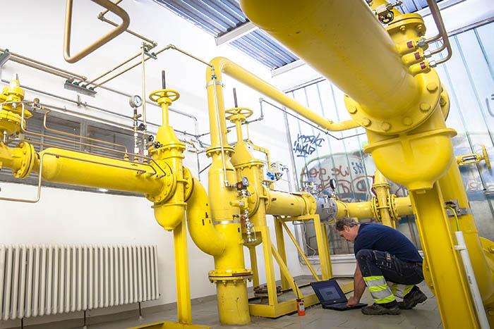 Erdgasumstellung von L- auf H-Gas beginnt bei Bad Honnef AG