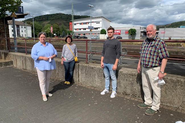 Barrierefreiheit in Bad Hönningen auf dem Prüfstand