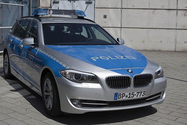 Graffiti-Sprüher auf frischer Tat in Linz ertappt