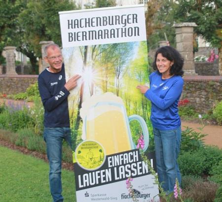 Laufend probieren: Biermarathon startet erstmals in Hachenburg