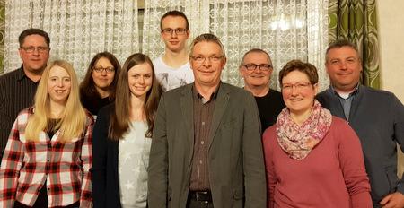 Bindweider Bergkapelle hatte Mitgliederversammlung