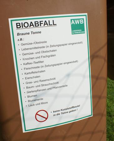 """Abfallwirtschaftsbetrieb hat """"Biotonnen-Rowdys"""" im Visier"""
