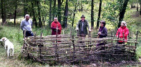 Birkenbachtal war erneut Ziel der Naturprojektwoche