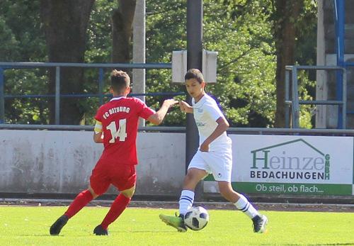 C-Jugend-Rheinlandliga: JSG Wisserland holt drei Punkte gegen Bitburg