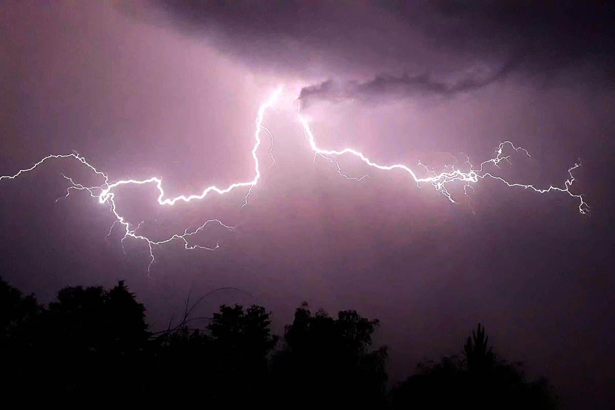 Mehrere Stromausfälle wegen Unwetter im Netzgebiet der EVM-Gruppe