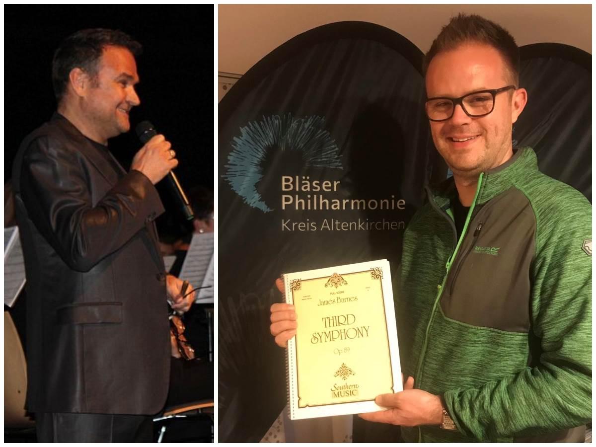 Dank Crowdfunding: Kreis-Bläserphilharmonie bekommt eigene Ouvertüre