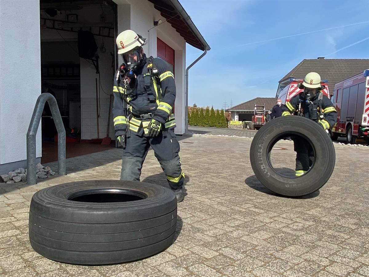 VG-Feuerwehr Daaden-Herdorf: Atemschutztauglichkeit sichergestellt