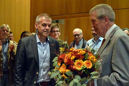 Fred Jüngerich zum Bürgermeister der VG Altenkirchen gewählt