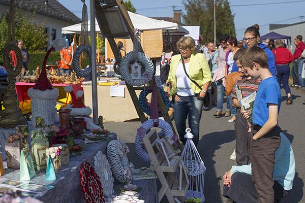 Am 30. September Bauernmarkt in Rüscheid