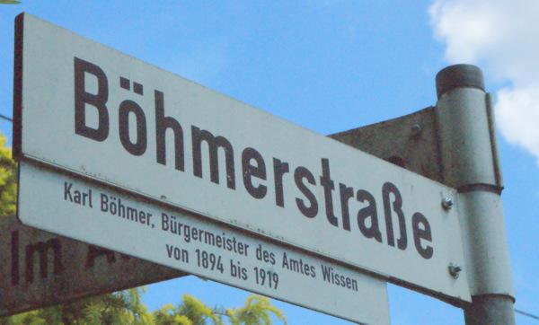 Mischwassersammler in der Wissener Böhmerstraße wird erneuert