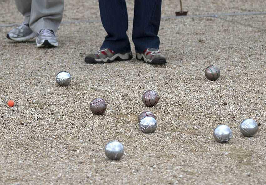 Mitspieler beim Boule-Turnier in Selters gesucht