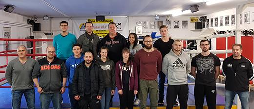 Boxclub Herdorf startet engagiert ins neue Jahr