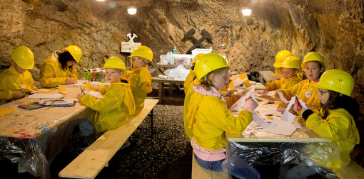 Basteln unter Tage: Die Boxtrolls im Bergwerk