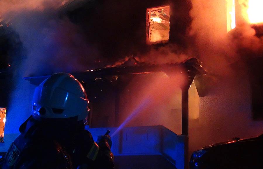 Feuerwehr stellt Politik auf Prüfstand