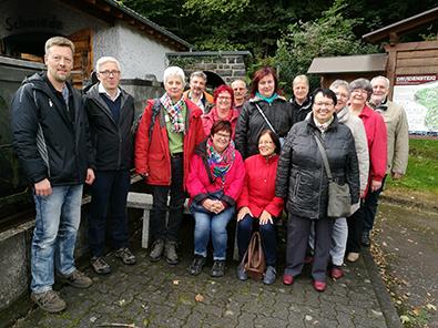 Treffen der Kirchenkreise Altenkirchen und Oberes Havelland