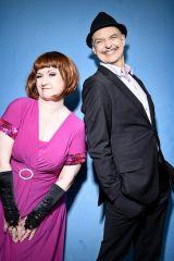 "Kulturzentrum ""Zweite Heimat"": Duo Diagonal – Branka & Roger"