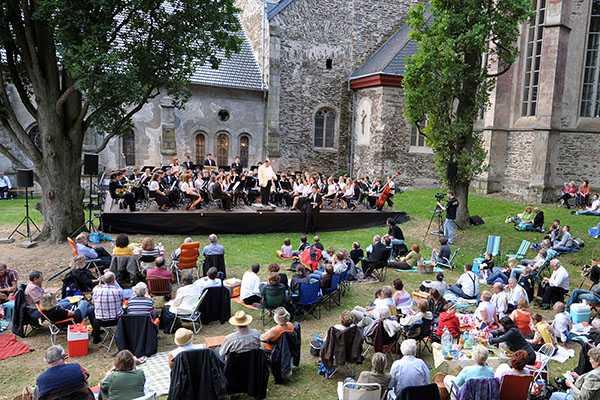 Renommiertes Orchester gastiert in der Abtei