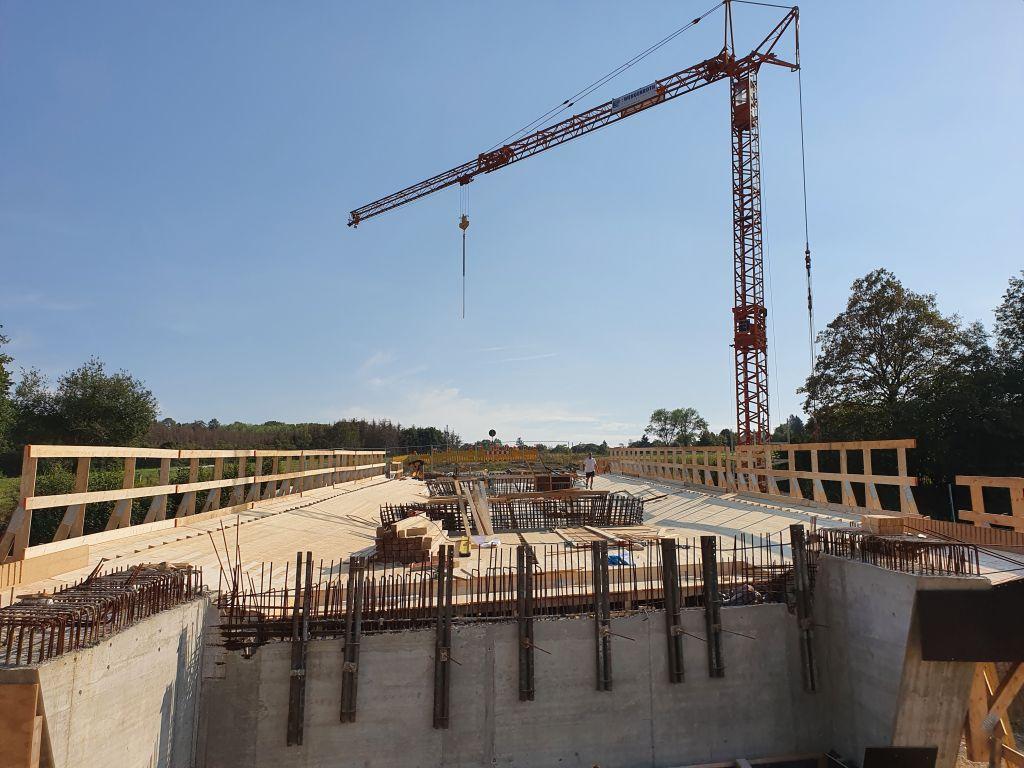 Wann wird die Brücke zwischen Hachenburg und Nister endlich fertig?