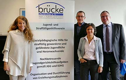 """Verein """"Die Br�cke"""" stellte neues Hilfe-Projekt vor"""