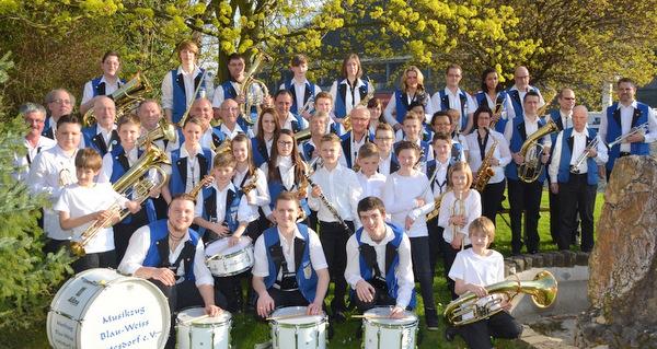 Musikverein Brunken l�dt zum Maifest